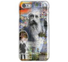 claude monet iPhone Case/Skin