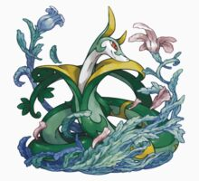 Serperior by Pokeplaza