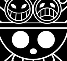 Ace - OP Pirate Flags Sticker