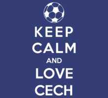 Keep Calm And Love Cech by Phaedrart