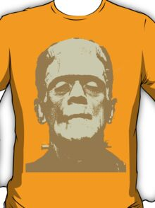 Frankenstein brown T-Shirt