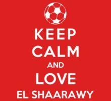 Keep Calm And Love El Shaarawy by Phaedrart
