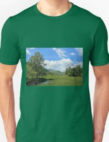 Little Langdale Valley Summers Day T-Shirt