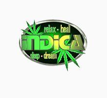 Indica marijuana  Unisex T-Shirt