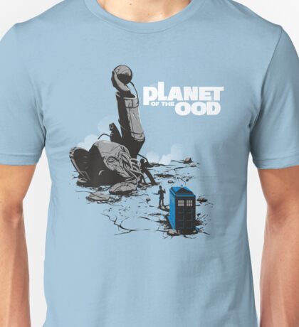 PLANET OF THE OOD Unisex T-Shirt