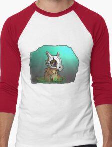 Cute Cubone Men's Baseball ¾ T-Shirt