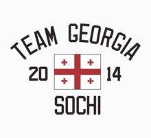 Team Georgia - Sochi 2014 by monkeybrain