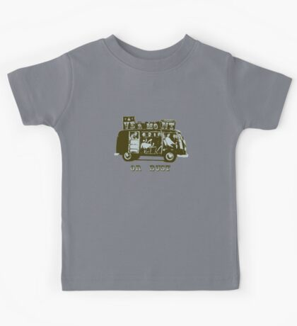 Vermont Or Bust! Kids Tee