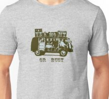 Vermont Or Bust! Unisex T-Shirt
