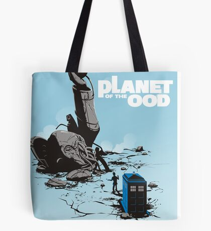 PLANET OF THE OOD Tote Bag