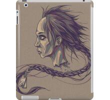Stoneface iPad Case/Skin
