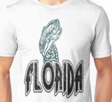 FISH FLORIDA VINTAGE LOGO Unisex T-Shirt