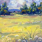 Summer Field by COusley622