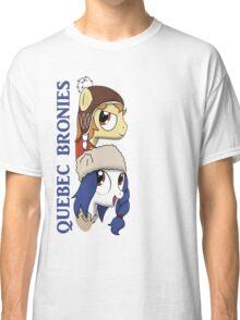 Quebec Bronies Classic T-Shirt