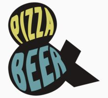 Pizza And Beer | FreshTS by FreshThreadShop