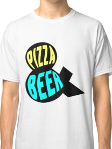 Pizza And Beer | FreshTS Classic T-Shirt