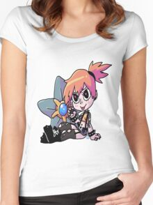 Punk Misty Women's Fitted Scoop T-Shirt