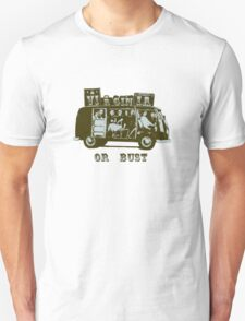 Virginia Or Bust! Unisex T-Shirt