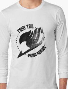 Fairy Tail - Proud Member Long Sleeve T-Shirt