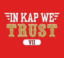 "VICTRS ""In Kap We Trust"" T-Shirt"