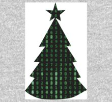 Christmas in the matrix One Piece - Long Sleeve