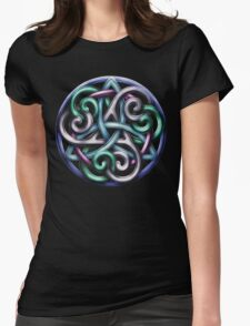 Celtic Triskele Knotwork  T-Shirt