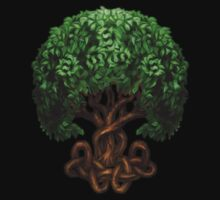 Celtic Tree of Life Knotwork by Brigid Ashwood