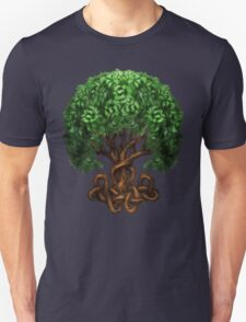 Celtic Tree of Life Knotwork T-Shirt