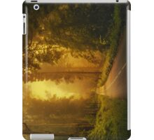 Driving this road iPad Case/Skin