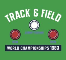 Track & Field World Championships Kids Clothes
