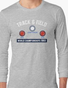 Track & Field World Championships Long Sleeve T-Shirt