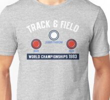 Track & Field World Championships Unisex T-Shirt