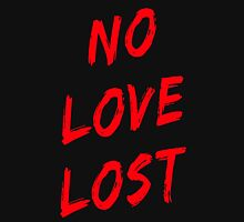 No love lost Womens Fitted T-Shirt