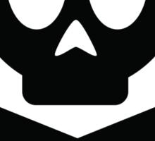 Poison Skull and Cross Bones Sticker