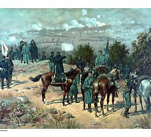 Missionary Ridge -- The Battle Of Chattanooga by warishellstore