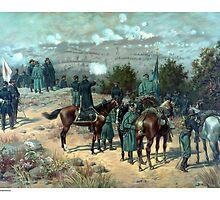 Missionary Ridge -- The Battle Of Chattanooga by warishellstore