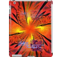 esherian sunset iPad Case/Skin