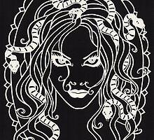 Medusa by MrsTreefrog