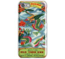 Vintage Firecracker Pack iPhone Case Series: Double Down With DoubleDragon iPhone Case/Skin