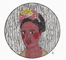 Frida Kahlo Kids Tee