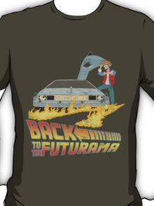 Back To The Futurama T-Shirt