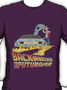 Back To The Futurama T-Shirt