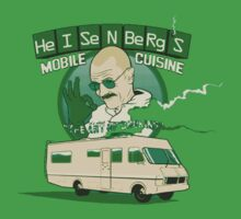 Heisenberg's Art of Cooking by powerlee