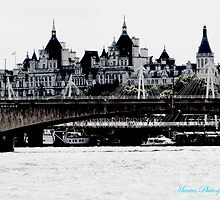 Waterloo Bridge by mariusvic