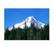 Mount Hood, Oregon Art Print