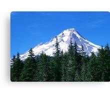 Mount Hood, Oregon Canvas Print
