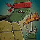 Raphael by Matt Sinor