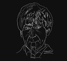 Patrick Troughton - 2nd Doctor (white) Unisex T-Shirt