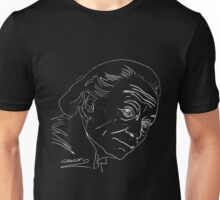 William Hartnell - 1st Doctor (white) Unisex T-Shirt