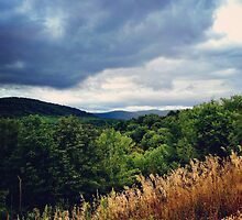 Upstate Mountains by BrittneyMarie83